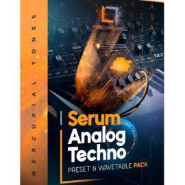 Mercurial Tones Xfer Serum Analog Techno Presets (premium)
