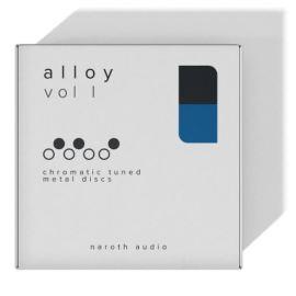 Naroth Audio ALLOY VOL I : DISCS KONTAKT