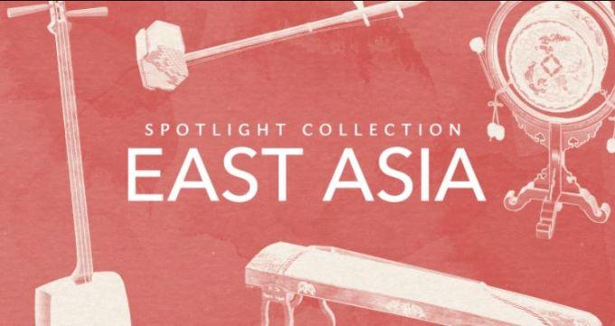 Native Instruments Spotlight Collection East Asia KONTAKT