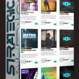 STRATEGIC AUDIO SAMPLE COLLECTION 2021 (premium)