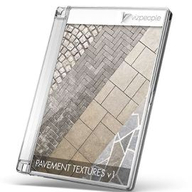 VizPeople Pavement Textures V1 Free Download