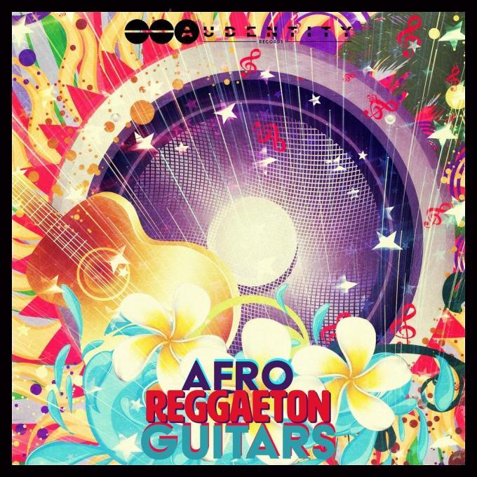 Audentity Records Afro Reggaeton Guitars