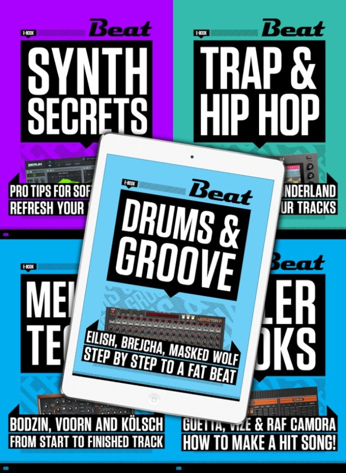 Beat Specials English Edition Trap & Hip-Hop - Hit receipes for your tracks