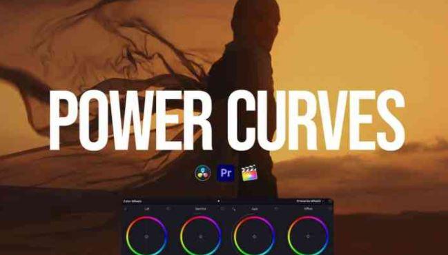 Colorist Factory – Power Curves