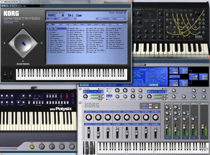 KORG LegacyCell v1.6.0 [WiN]