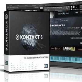 Native Instruments Kontakt 6 Portable v6.6.0 Rev2 [WiN] (Premium)