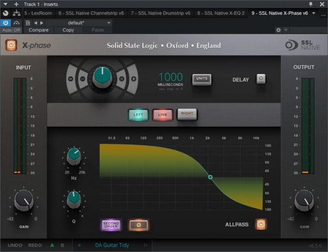 Solid State Logic Native Channel Strip 2 v1.0.0.36 [WiN]