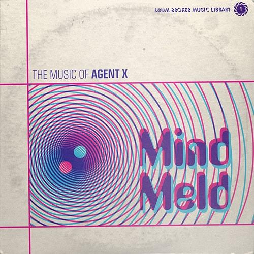 The Drum Broker Agent X Mindmeld Vol 1 [WAV]