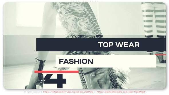 Videohive Fashion Reel 33601908 Free Download