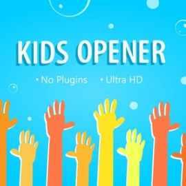 Videohive Kids Opener 23504621 Free Download
