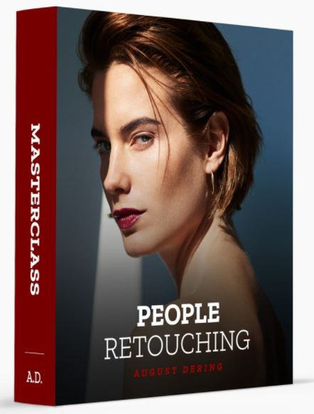 August Dering - People Retouching Masterclass