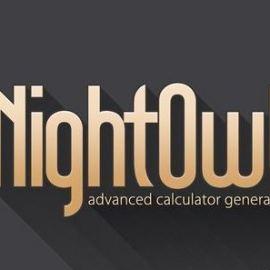CM – NightOwl – Calculator Generator (Premium)