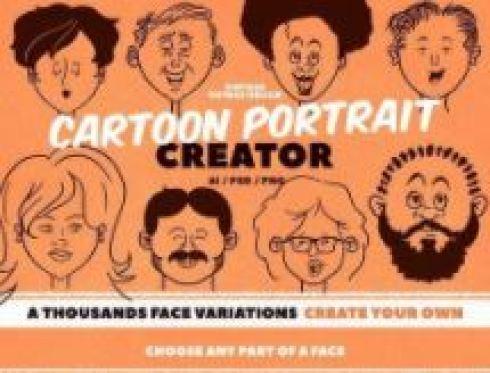 Cartoon Portrait Creator 1477126