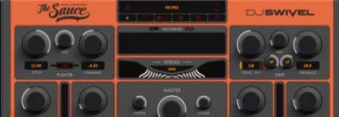 DJ Swivel The Sauce v1.2.1 [WiN, MacOSX]