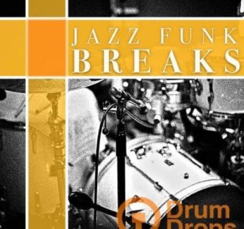 Drumdrops Jazz Funk Breaks [WAV]