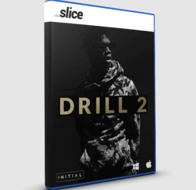 Initial Audio Drill 2 Slice Expansion [Synth Presets]