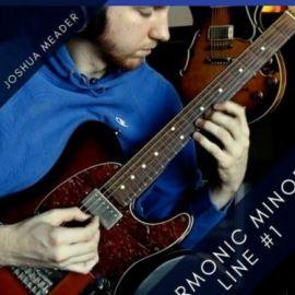 Joshua Meader ALL THREE Harmonic Minor Lines [TUTORiAL] (Premium)
