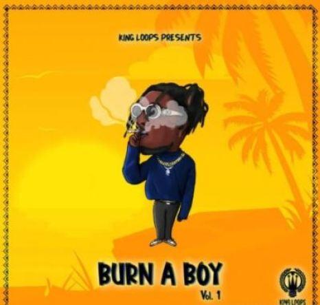 King Loops Burn A Boy Volume 1