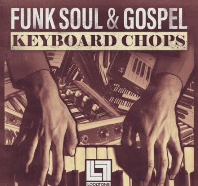 Looptone Funk, Soul and Gospel Keyboard Chops [WAV]