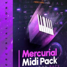 Mercurial Tones Premium Artist MIDI Pack [WAV, MiDi] (Premium)