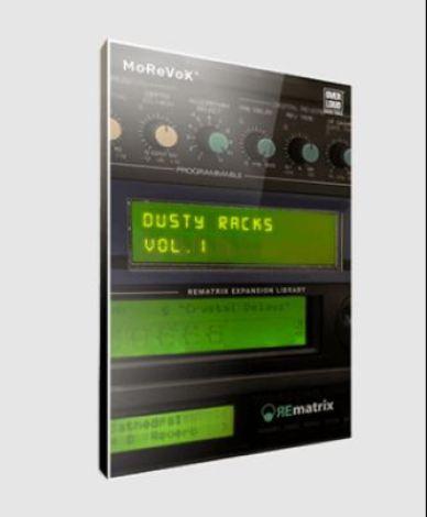 MoReVoX Dusty Racks Vol.1 [REmatrix]