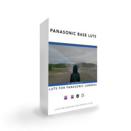 Panasonic Base LUT Pack (Premium)