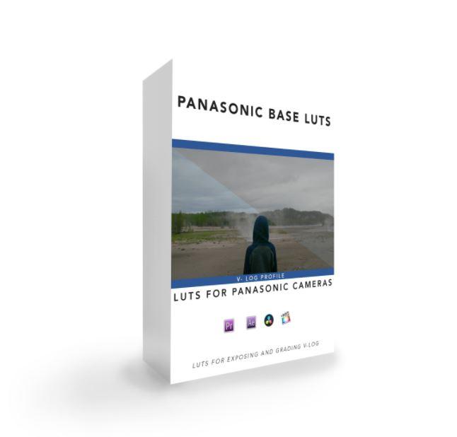 Panasonic Base LUT Pack