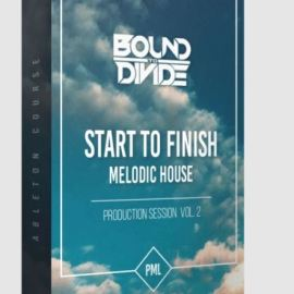 Production Music Live Melodic House Vol.2 Track from Start To Finish (Premium)