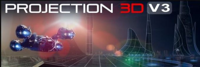 Projection 3D v3.0.2 for After Effects