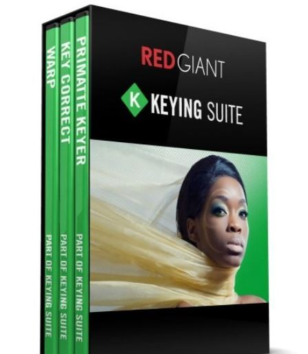 Red Giant Keying Suite 11.1.6