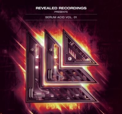 Revealed Recordings Revealed Serum Acid Vol.1 [Synth Presets]