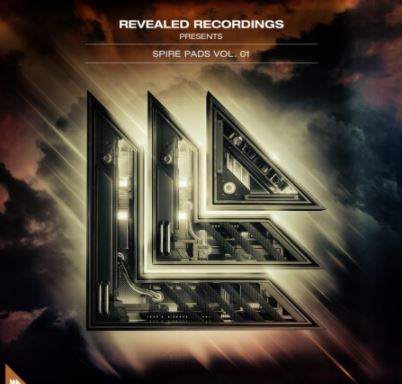 Revealed Recordings Revealed Spire Pads Vol.1 [Synth Presets]