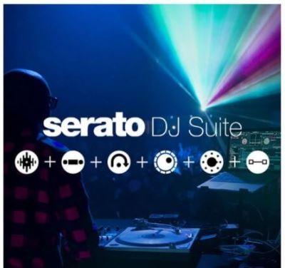 Serato DJ Pro Suite v2.5.7 CE [WiN]