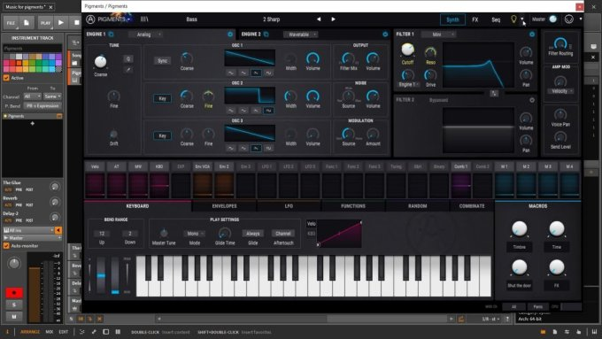Skillshare Ultimate Guide Arturia Pigments Synthesiser