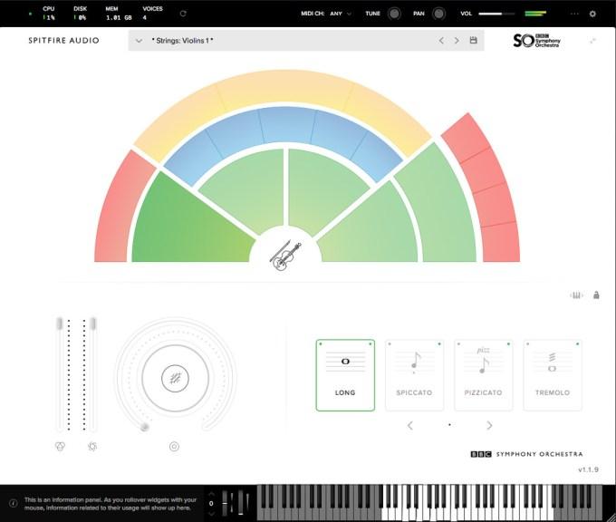 Spitfire Audio BBC Symphony Orchestra Discover [WiN]