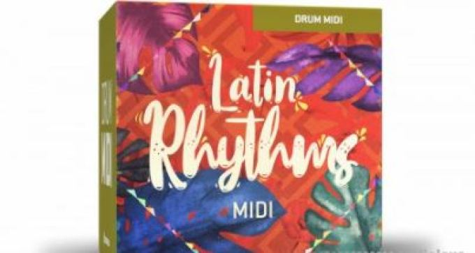 Toontrack Latin Rhythms [MiDi] [WiN]