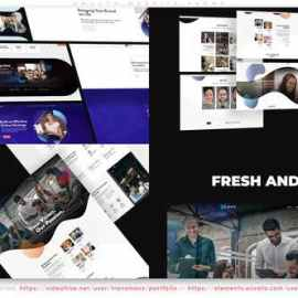 Videohive Smooth Website Promo 33749525 Free Download
