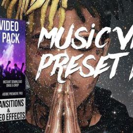 AKV Studios – Music Video Preset Pack for Premiere