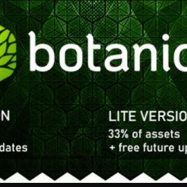 Blendermarket – Botaniq v6.2.2 (premium)