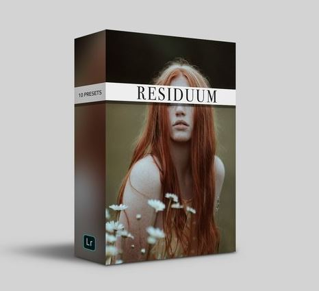 Cvatik - Residuum Styles for Capture One Pro