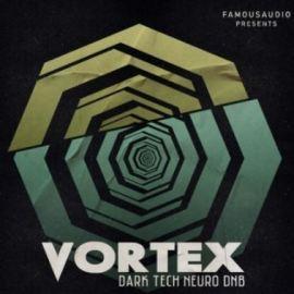 Famous Audio Vortex Dark Tech Neuro DnB [WAV] (Premium)