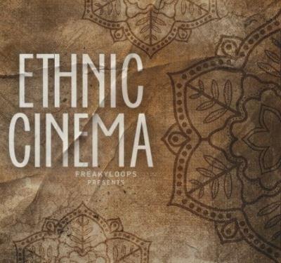 Freaky Loops Ethnic Cinema [WAV]