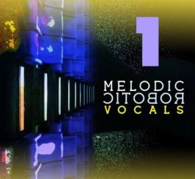 HQO Melodic Robotic Vocals 1 [WAV]
