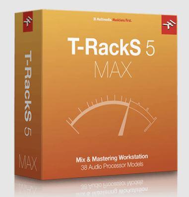 IK Multimedia T-RackS 5 MAX v5.6.0 [MacOSX]