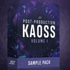 JST Kaoss Volume I – Post Production Sample Pack Download (premium)