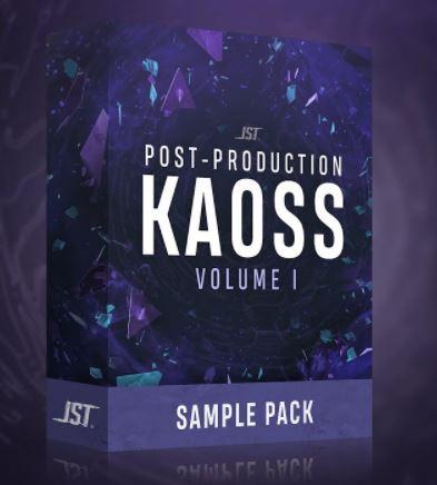 JST Kaoss Volume I – Post Production Sample Pack