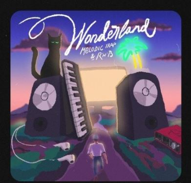 ODD SMPLS Wonderland Melodic Trap and RnB [WAV]