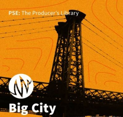 PSE The Producers Library Big City [WAV]