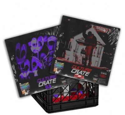 ProducerGrind Culture Crate [DONDA + CLB Edition] [WAV, MiDi]