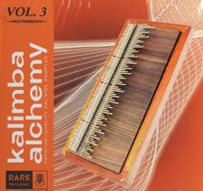 RARE Percussion Kalimba Alchemy Volume 3 [WAV]
